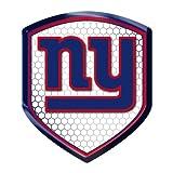 NFL New York Giants Team Shield Automobile Reflector