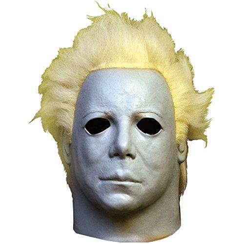 Trick or Treat Studios Men's Halloween Ii-Ben Tramer Mask, Multi, One -
