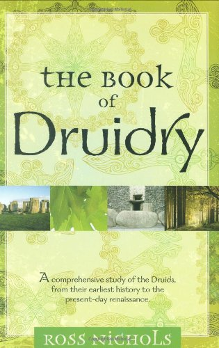 The Book of Druidry by Brand: Castle Books
