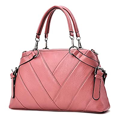 Chooray Women's Handbags Satchel Shoulder Bags Tote Fashion Designer Ladies Top Handle Bags