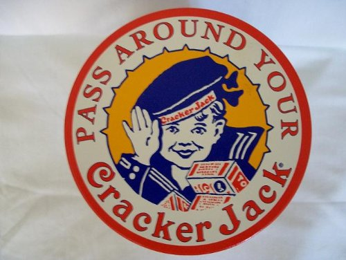 1992 Cracker Jack Baseball Players Limited Edition - Jack Cracker Bears