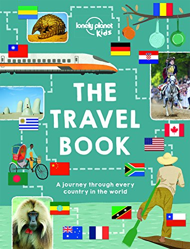 Travel Book, The [LPK US]: Mind-Blowing Stuff on Every Country in the World (Lonely Planet Kids)