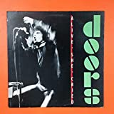 DOORS Alive, She Cried 60269 1 LP Vinyl VG+ Cover VG+ Sleeve