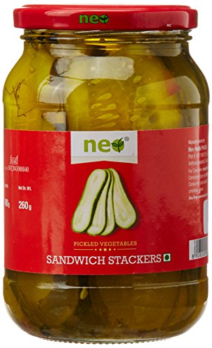 Neo Sandwich Stackers, 480g