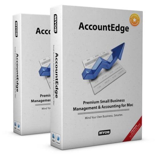 MYOB ACCOUNTEDGE 2009 FOR MAC