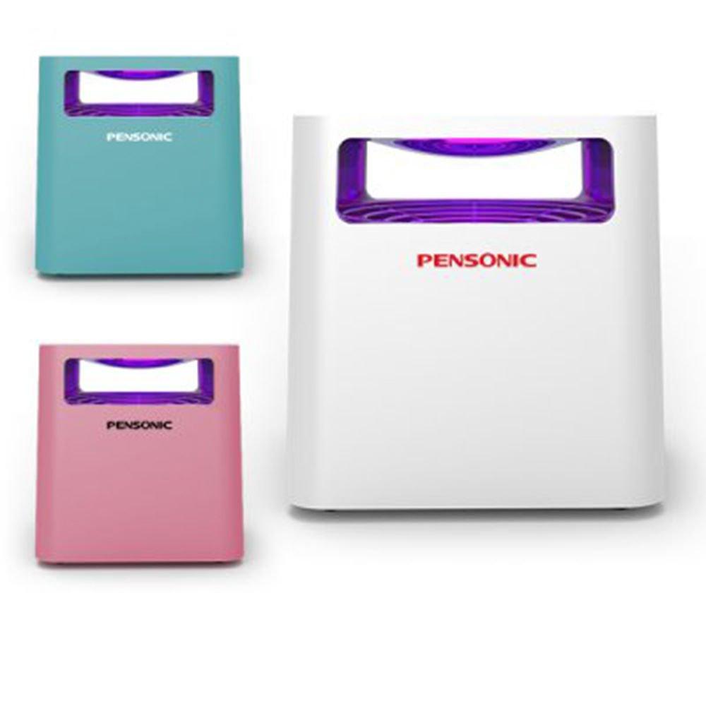 PENSONIC PMK-2000 Home Mosquito Trap Mini Cube Indoor insect Killer 220V (Pure White)