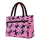 Lunch Bag Large Size Tote Bag Traveling Camping Working Lunch Bag for Women/Men,Q