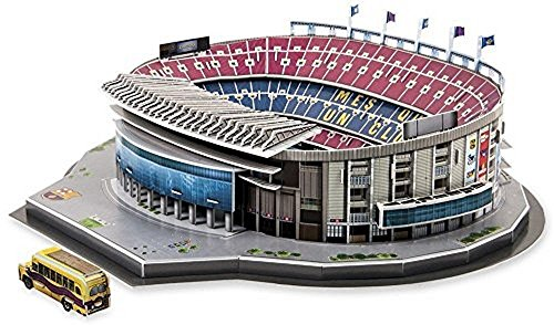 fan products of Nanostad FC Barcelona Camp Nou Stadium 3D Puzzle