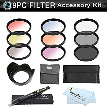 Review 9pc. Filter Kit For