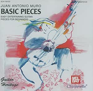 Basic Pieces for Guitar Volume 1 & 2
