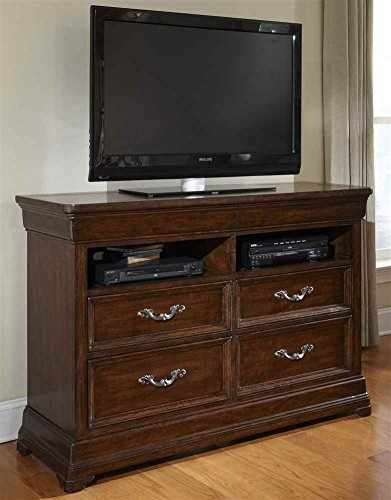 American Woodcrafters Signature Entertainment Chest (American Wood Woodcrafters Casual)