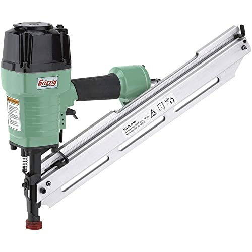 Grizzly Industrial H6146-34 Degree Clipped Head Framing Nailer
