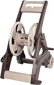 AMES 2385580 ReelEasy Folding Cart Reel, 175-Foot Hose Capacity