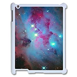 Galaxy Space Universe Customized Cover Case for Ipad2,3,4,custom phone case ygtg553428