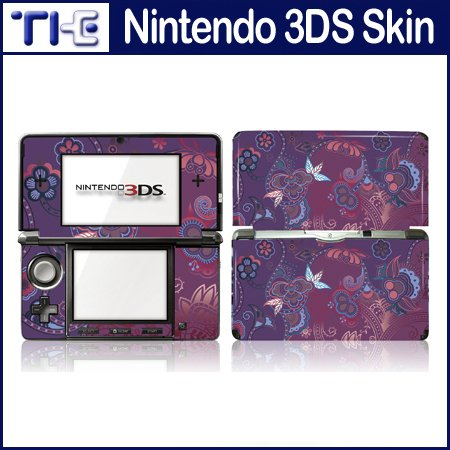 Taylorhe Skins Nintendo 3DS Vinyl Skin