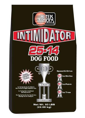 Intimidator 25-14 Dry Dog Food, 50 Pounds, My Pet Supplies