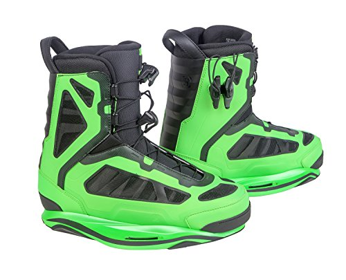 Ronix Parks Lime Boot (2016)-11 (Air Green Lime Forces)