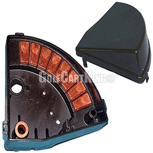 Club Car V-Glide Wiper Switch Case/Cover Kit (88+) DS 36/48 Volt Golf (V-glide Wiper)