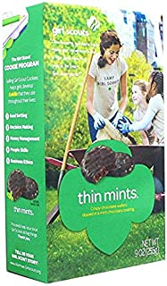 product image for Girl Scout Thin Mints Cookies (2 Boxes)