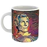 Westlake Art - Art Modern - 15oz Coffee Cup Mug - Abstract Artwork Home Office Birthday Christmas Gift - 15 Ounce