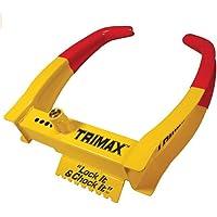 $46 » Trimax TCL65 Wheel Chock Lock(2 Pack)