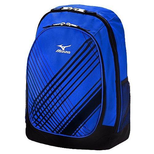 Mizuno Lightning Daypack (Royal/Black, 18 X 12 X 9-Inch), Outdoor Stuffs