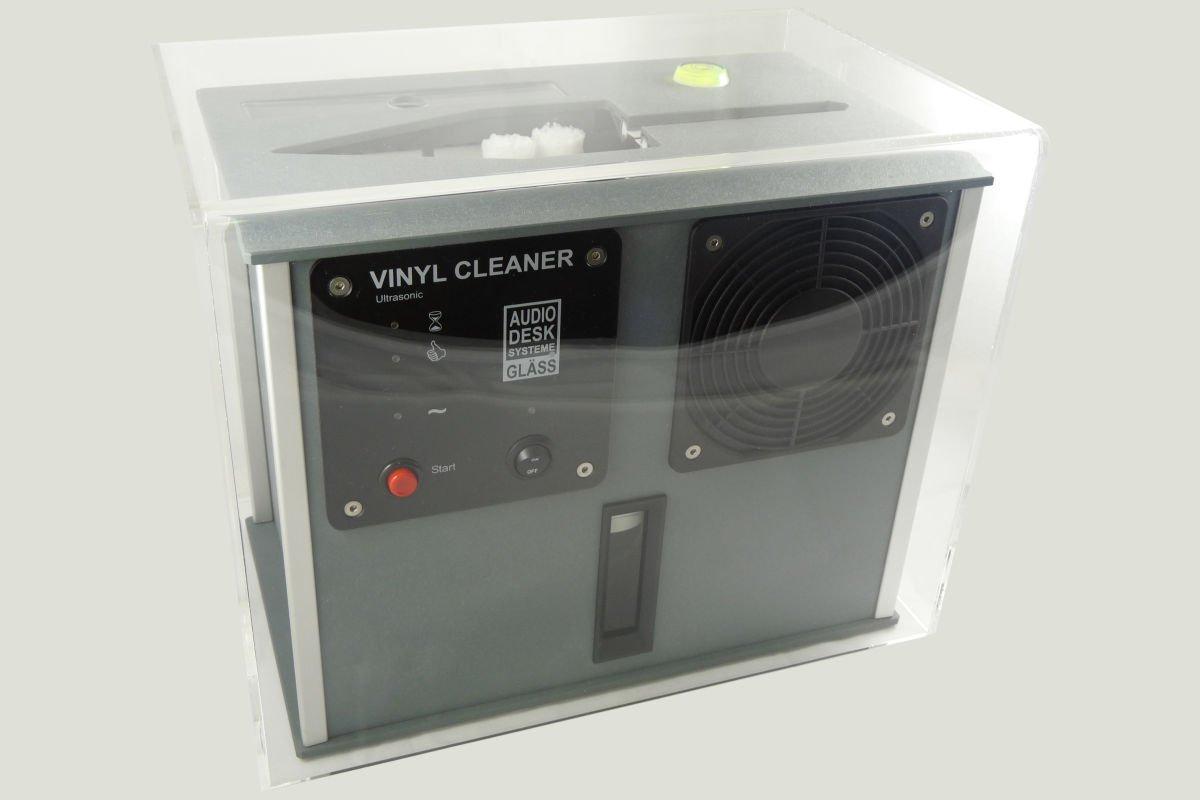Gingko Audio ClaraVu ''Cover-all'' Dust Cover for AudioDesk Vinyl Cleaner - VC