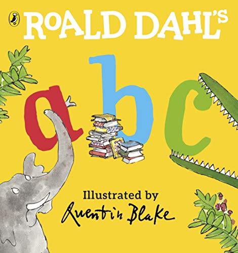 Roald Dahl's ABC (Going On A Bear Hunt Story Words)