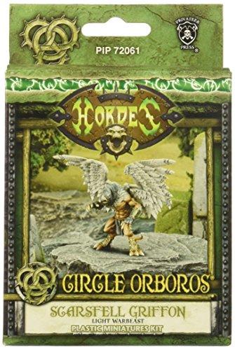 Privateer Press - Hordes - Circle Orboros: Scarsfell Griffon Model Kit