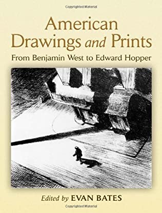 book cover of American Drawings and Prints