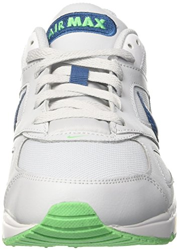 Mixte Green GS Sport de White Nike Electro Enfant Cassé Blanc Max Blue Platinum Air Pure Ivo Chaussures Industrial qTg0T
