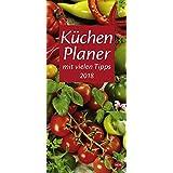 Küchenplaner - Kalender 2018