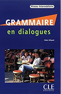 Amazon grammaire en dialogues niveau debutant french edition grammaire en dialogues niveau intermediaire with cd audio french edition fandeluxe Images