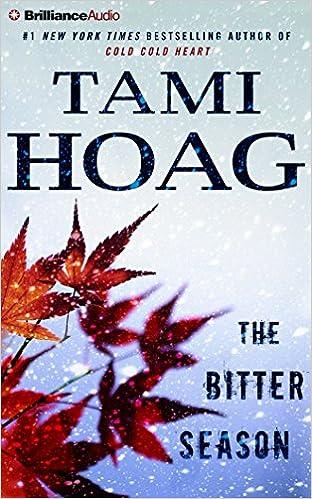 The Bitter Season (Kovac and Liska): Amazon.es: Tami Hoag ...