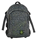 Dime Bags Secret Pocket with Smell Proof and Spill Proof Pouch Urban Backpack - Glass