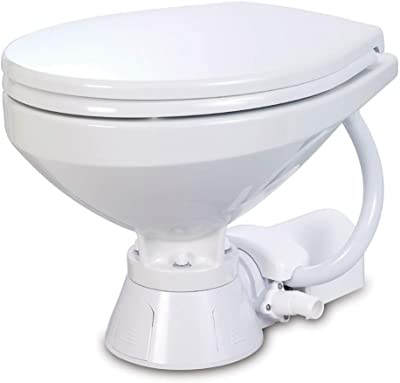 Boat <span>Electric Marine Toilet</span> [Jabsco] Picture