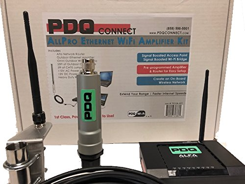 AllPro Wi Fi Range Extender Hotspot product image
