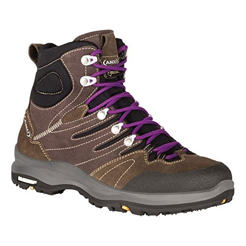 AKU North America Monterra GTX WMS Brown 9 (The Monterra)