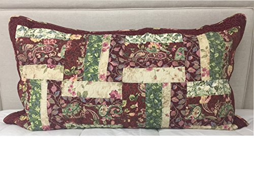 JCPenney Home Collection, Quilted Floral Pillow Cover/Sham,