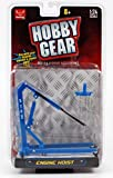 Hobby Gear Series: Engine Hoist 1:24 Scale (Blue) by Hobby Gear