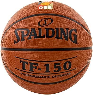 Spalding Basketball TF150 DBB out - Pelota de Baloncesto