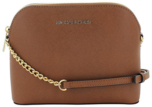 Luggage MICHAEL Michael Kors 女用女款's Cindy Dome Cross Body Bag包包包包