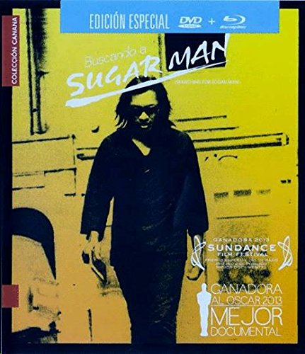 BUSCANDO A SUGAR MAN [SEARCHING FOR SUGAR MAN] EDICION ESPECIAL 1 DVD + 1 BLU RAY DISC.