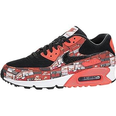 16fe94146b069 Nike Men s Air Max 90 PRNT Running Shoe (10.5)
