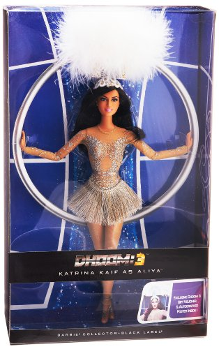 Barbie Doll - Dhoom:3 Katrina Kaif as Aliya - India Exclusive