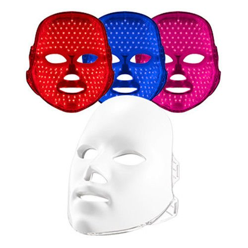 DEESSE HOME LED MASK 3 LED Color Mode For Anti-aging Wrinkle Acne Care Self SKin Care