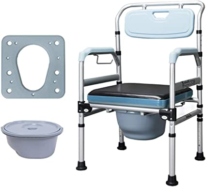 Sgabello Da Bagno Portatile Per Adulti Sedile Da Toilette Per