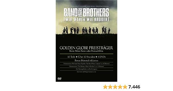 Band of Brothers - Wir waren wie Brüder: Die komplette Serie ...