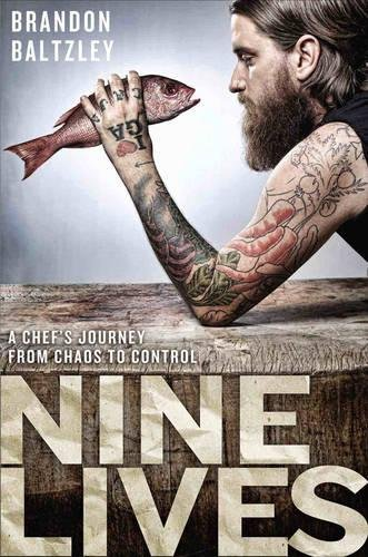 Image of Nine Lives: A Chef's Journey from Chaos to Control