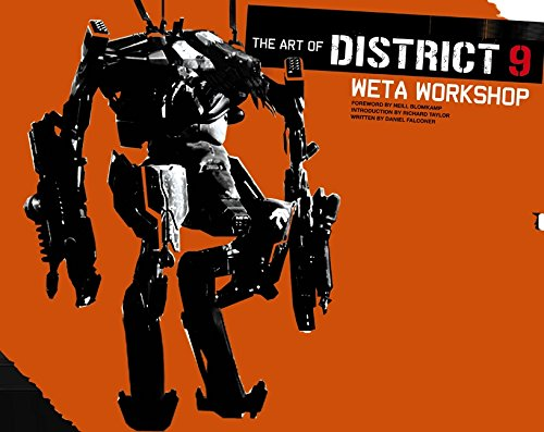 The Art of District 9: Weta Workshop [Daniel Falconer] (Tapa Dura)